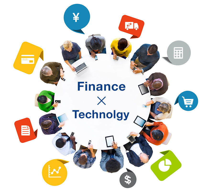 Finance × Technolgy